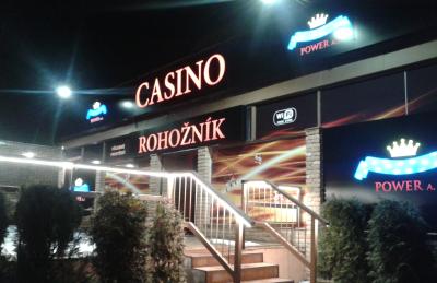 Regulace hazardu na Rohožníku