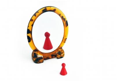 Zrcadlo aneb třesky plesky paní Zity