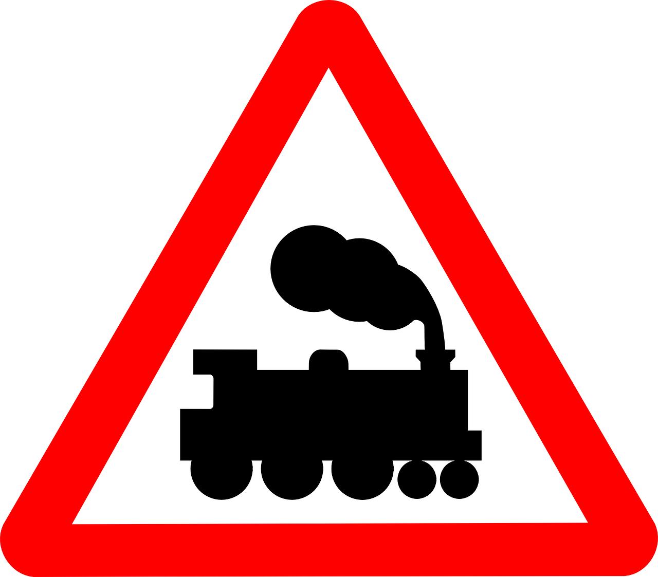 Zastavování Sp. vlaku v 7:18 v Klánovicích