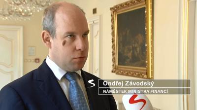 Rozhovor s náměstkem ministra financí