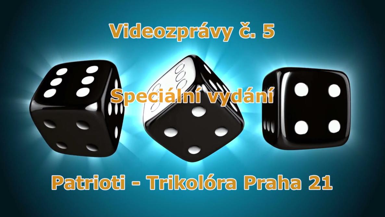 Nové videozprávy č. 5 – Speciál