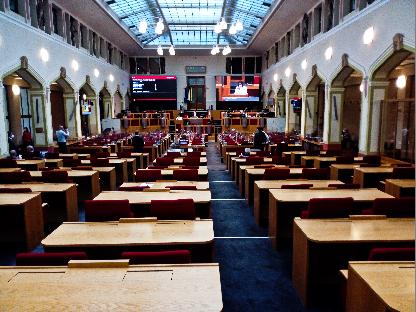 Návštěva pražského magistrátu…