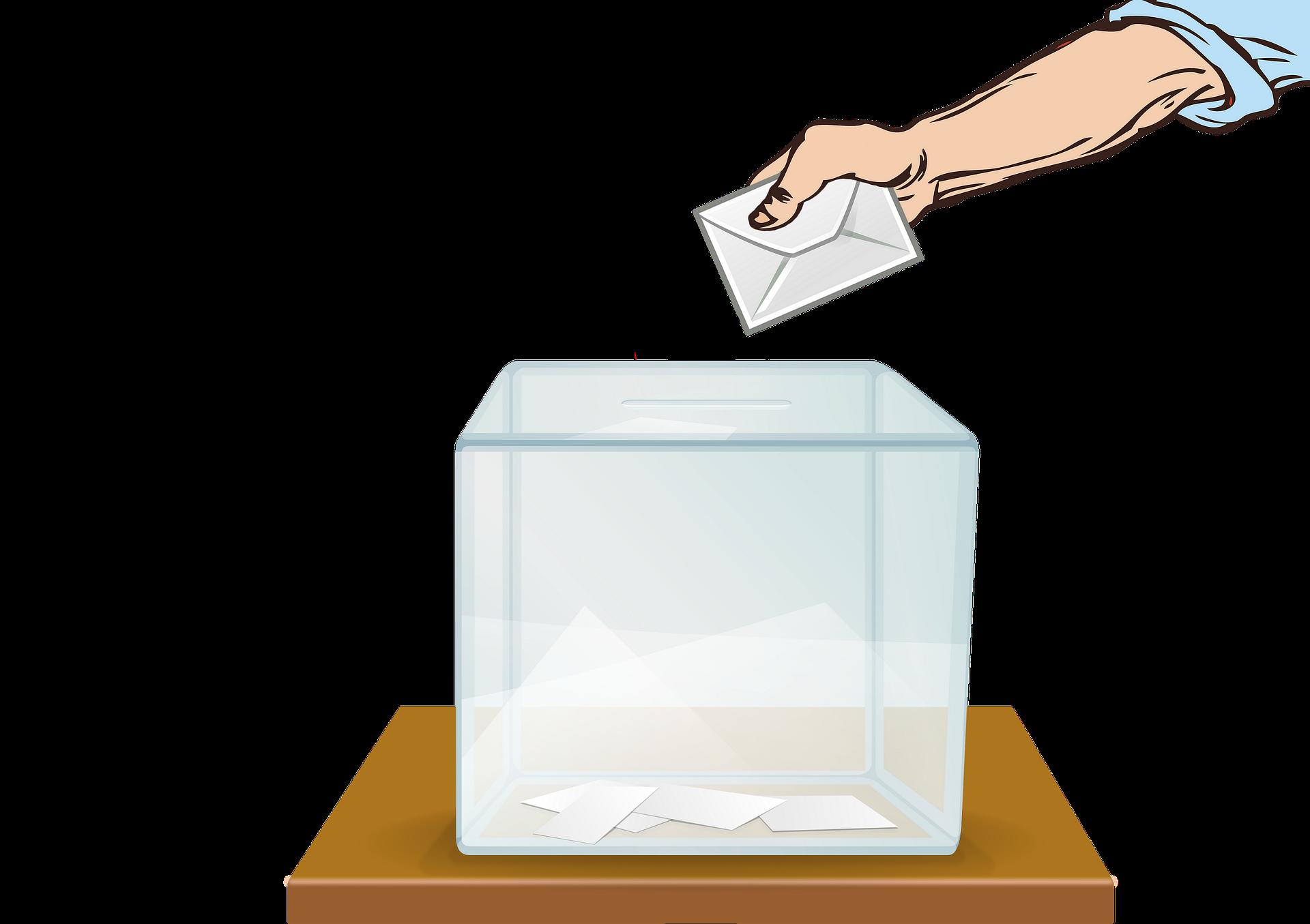 Volební zákon jinak