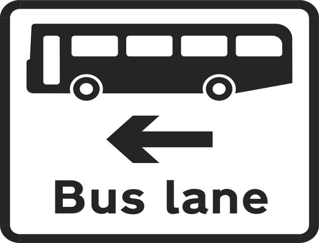 BUS pruh – výkresy a uzemní rozhodnutí